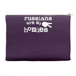 russians are my homies Accessory Pouches | Artistshot