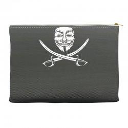 mask of modern mutiny Accessory Pouches   Artistshot