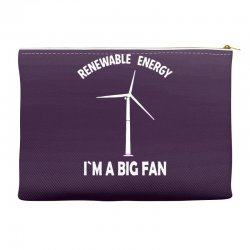 renewable energy Accessory Pouches | Artistshot