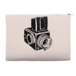 hasselblad vintage camera Accessory Pouches | Artistshot