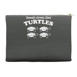 turtles heroes Accessory Pouches | Artistshot