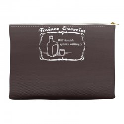 trainee exorcist Accessory Pouches | Artistshot