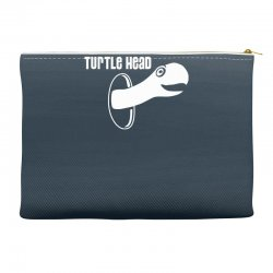 turtle head Accessory Pouches | Artistshot