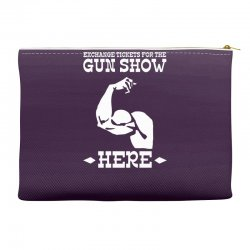 the gun show Accessory Pouches | Artistshot