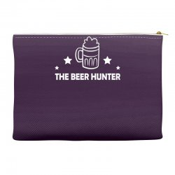 the beer hunter Accessory Pouches | Artistshot