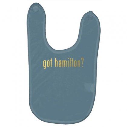 Got Hamilton? Baby Bibs Designed By Vr46