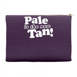 pale is the new tan! Accessory Pouches | Artistshot
