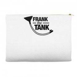 frank the tank Accessory Pouches | Artistshot