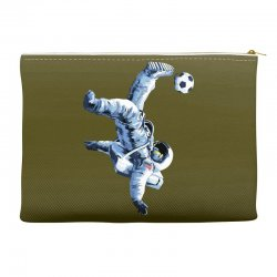 """buzz aldrin"" always sounded like a sports name Accessory Pouches 
