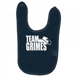 team grimes walking dead Baby Bibs | Artistshot