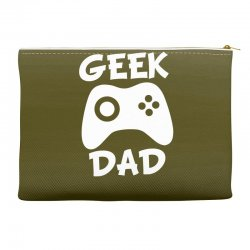 geek dad Accessory Pouches | Artistshot