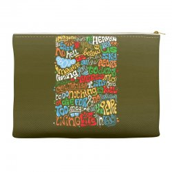funny john lennon imagine quote Accessory Pouches | Artistshot