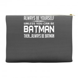 funny batman Accessory Pouches | Artistshot