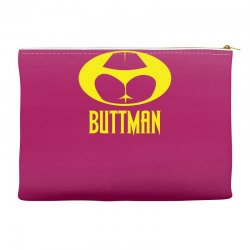 funny batman buttman Accessory Pouches | Artistshot