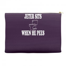 funny anti jeter Accessory Pouches | Artistshot
