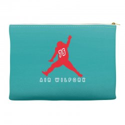air wilfork   vince wilfork new england patriots defensive tackle Accessory Pouches | Artistshot
