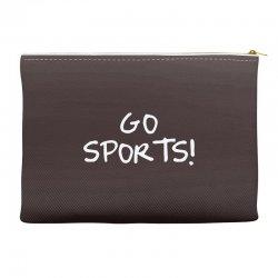 go sports! Accessory Pouches   Artistshot