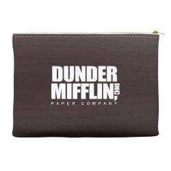 dunder mifflin Accessory Pouches | Artistshot