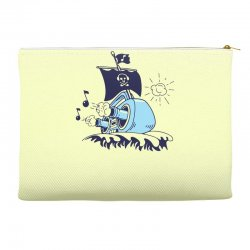 musical ship Accessory Pouches | Artistshot