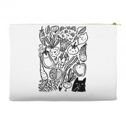 funny vegetables Accessory Pouches | Artistshot