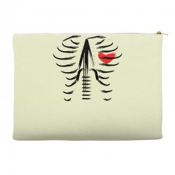 music in the heart Accessory Pouches | Artistshot
