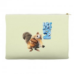 Ice Age Accessory Pouches | Artistshot