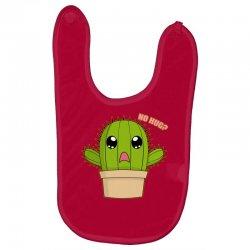 funny cactus hug Baby Bibs | Artistshot
