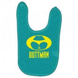 funny batman buttman Baby Bibs | Artistshot