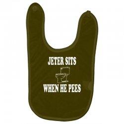 funny anti jeter Baby Bibs   Artistshot