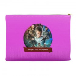 stranger things1 Accessory Pouches | Artistshot