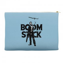 boom stick Accessory Pouches | Artistshot