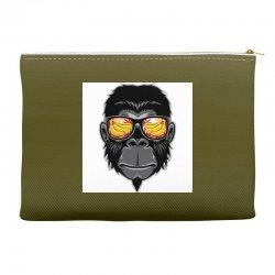 Monkey Cool Accessory Pouches | Artistshot