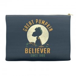 Great Pumpkin Believer Accessory Pouches | Artistshot