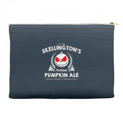 Skellington'spumpkin ale Accessory Pouches | Artistshot