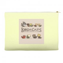 Lord Of The Cats Accessory Pouches | Artistshot
