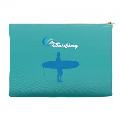 the surfing Accessory Pouches | Artistshot