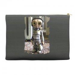 funny alien Accessory Pouches   Artistshot