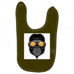 Monkey Cool Baby Bibs | Artistshot