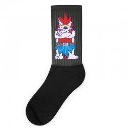 wild aztec monster Socks | Artistshot