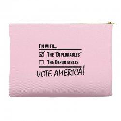 Deplorables America Accessory Pouches | Artistshot