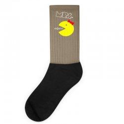 Mrs. Pacman Socks | Artistshot