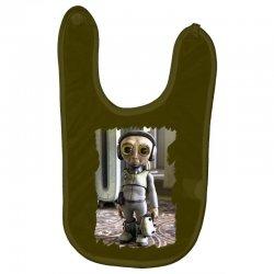 funny alien Baby Bibs   Artistshot