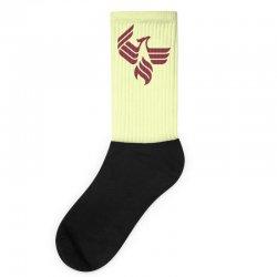 university of phoenix logo Socks | Artistshot