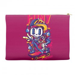 funny skate Accessory Pouches | Artistshot