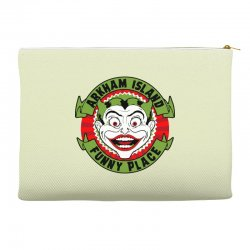 funny place Accessory Pouches | Artistshot