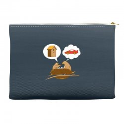 Funny Priorities Accessory Pouches | Artistshot