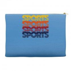 vintage sports Accessory Pouches   Artistshot