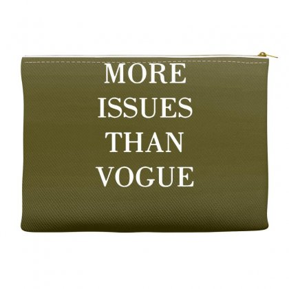More Issues Than Vogue Accessory Pouches Designed By Gematees