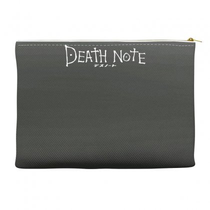 Death Note Anime Accessory Pouches Designed By Gematees