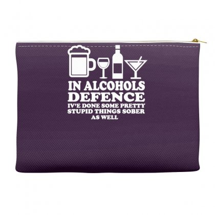 Alcohols Defence Accessory Pouches Designed By Gematees